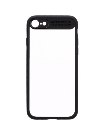 Чехол для iPhone InterStep iPhone 7/8 PURE-CASE ADV черный